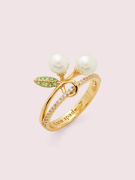 cherie cherry ring by kate spade new york