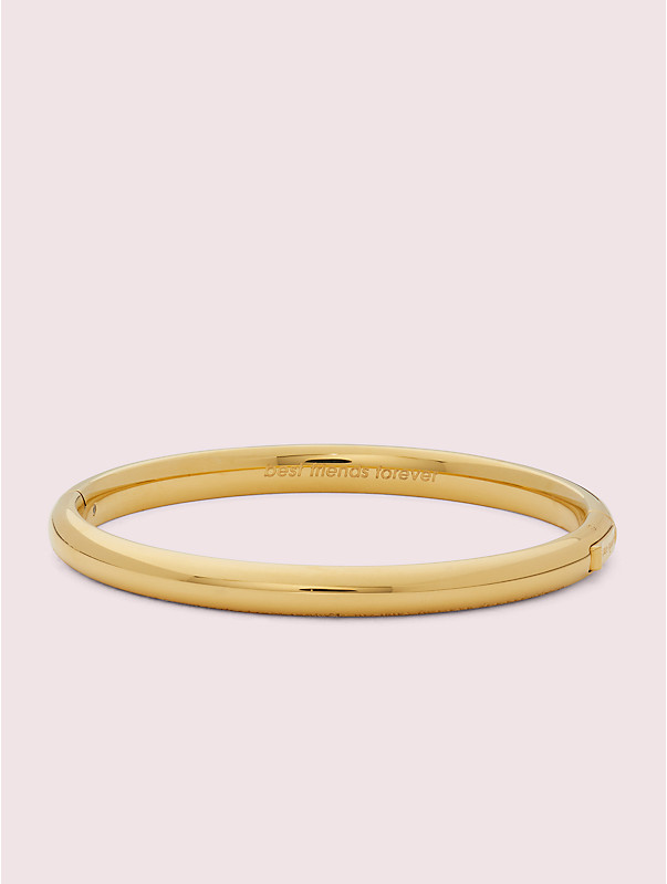 bridesmaid best friends forever hinged bracelet, , rr_large