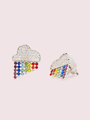 into the sky rainbow studs by kate spade new york non-hover view