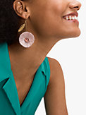 posh poppy statement earrings, , s7productThumbnail