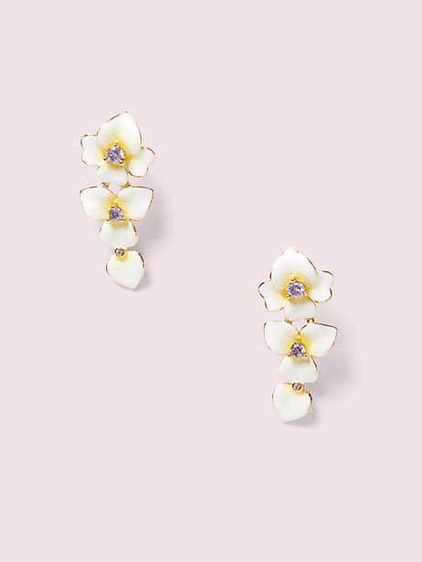 precious pansy ear crawler by kate spade new york