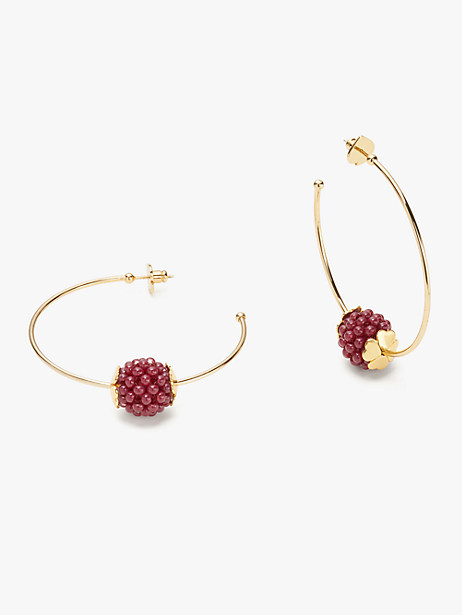 very berry hoops by kate spade new york