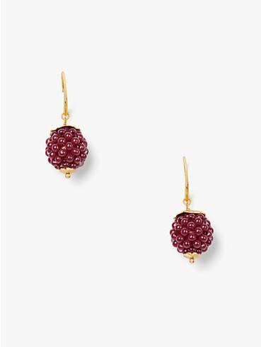 very berry drop earrings, , rr_productgrid