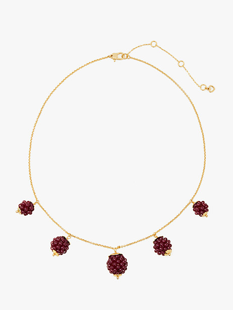 very berry necklace by kate spade new york