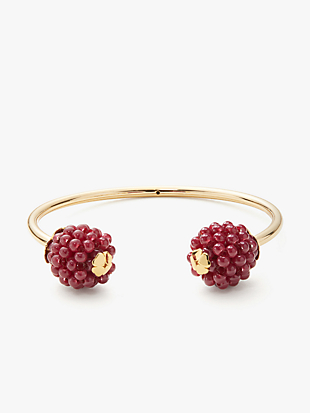 very berry flex cuff by kate spade new york non-hover view