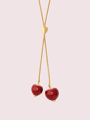 tutti fruity slider necklace by kate spade new york non-hover view