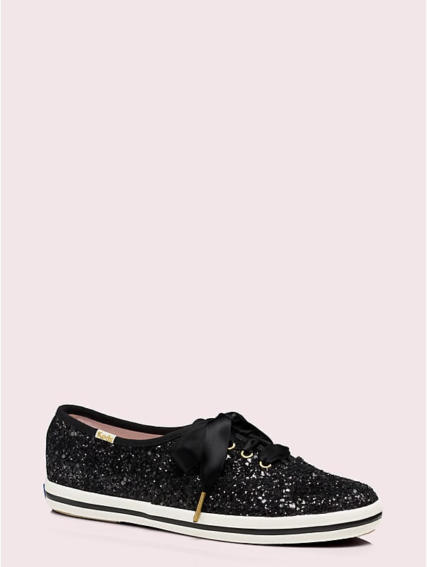 Keds X Glitzer-Sneaker von Kate Spade New York, , rr_large
