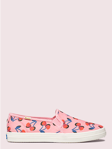keds x kate spade new york cherry double decker sneakers, , rr_productgrid