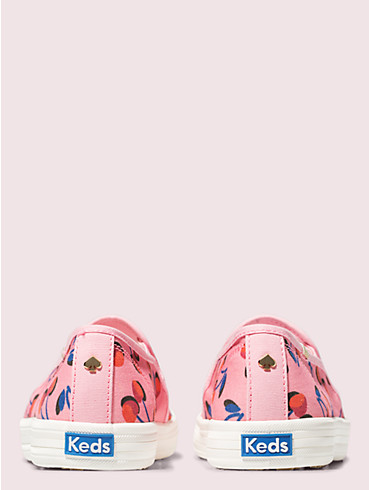 Keds X Kate Spade New York Double Decker Sneaker mit Kirschmotiv, , rr_productgrid