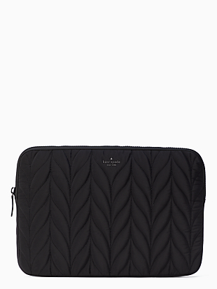 "ellie universal 15"" laptop sleeve by kate spade new york non-hover view"