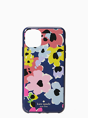 floral bouquet iphone 11 pro max case by kate spade new york non-hover view
