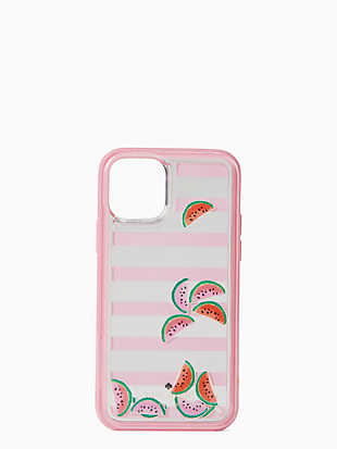 watermelon liquid iphone 11 pro case by kate spade new york hover view