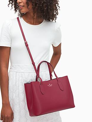 harper satchel by kate spade new york hover view