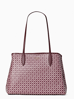 spade link tote by kate spade new york non-hover view