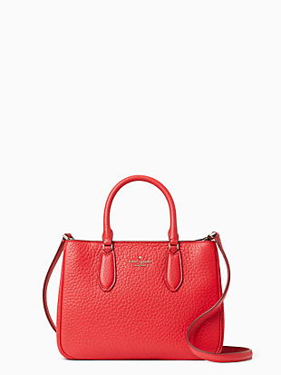 leighton small satchel by kate spade new york non-hover view