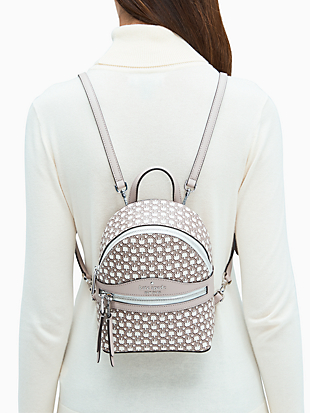 spade link mini convertible backpack by kate spade new york hover view