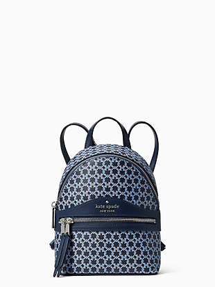 spade link mini convertible backpack by kate spade new york non-hover view