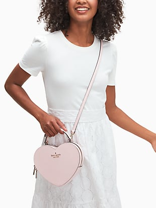 love shack heart purse by kate spade new york hover view