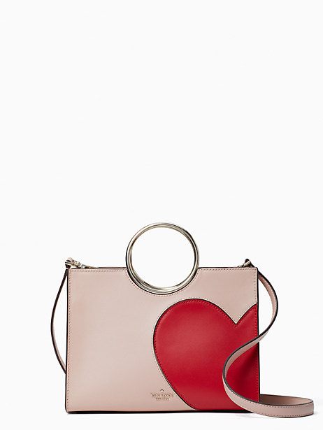 "Kate Spade New York: Tote ""heart it sam"" $159.00"