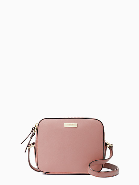 newbury lane cammie, dusty peony, large by kate spade new york