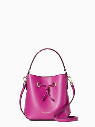 eva small bucket bag by kate spade new york non-hover view