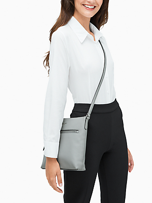 jackson top zip crossbody by kate spade new york hover view