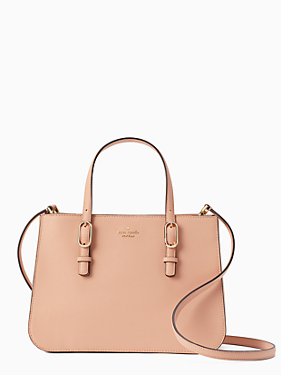 connie med triple gusset satchel by kate spade new york non-hover view