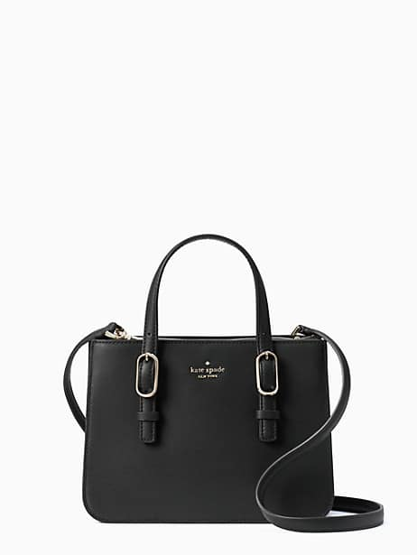 connie small triple gusset satchel by kate spade new york