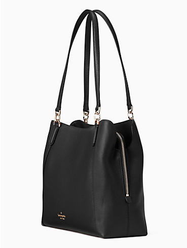 jackson medium triple compartment shoulder bag, , rr_productgrid