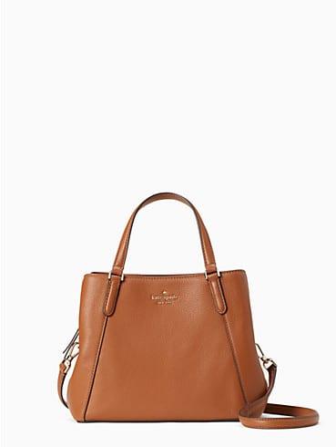 jackson medium triple compartment satchel, , rr_productgrid