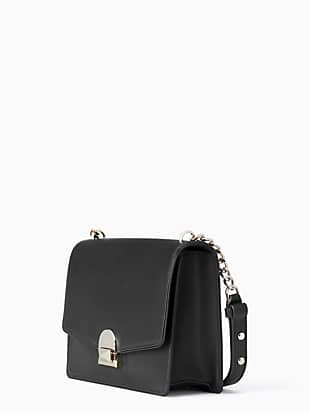 neve medium convertible flap shoulder bag by kate spade new york hover view
