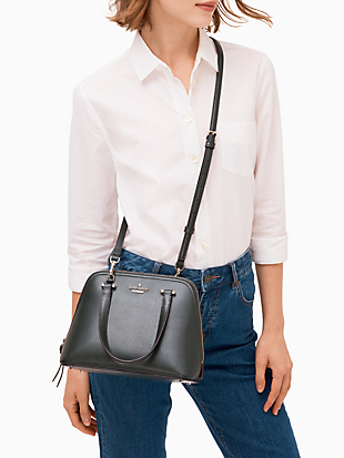 patterson drive small dome satchel by kate spade new york hover view