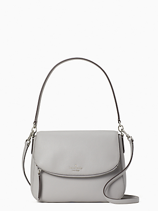 jackson medium flap shoulder bag by kate spade new york non-hover view