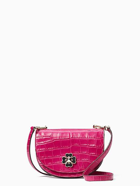 kaci croco flap crossbody by kate spade new york