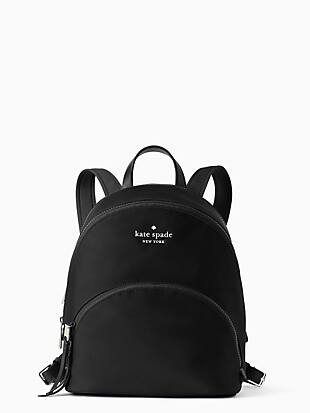 karissa nylon medium backpack by kate spade new york non-hover view