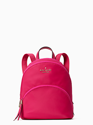 karissa nylon medium backpack by kate spade new york non-hover view