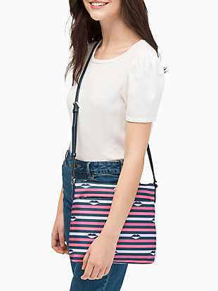 jae flat crossbody by kate spade new york hover view