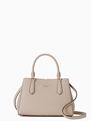 케이트 스페이드 사첼백 스몰 Kate Spade tippy small triple compartment satchel