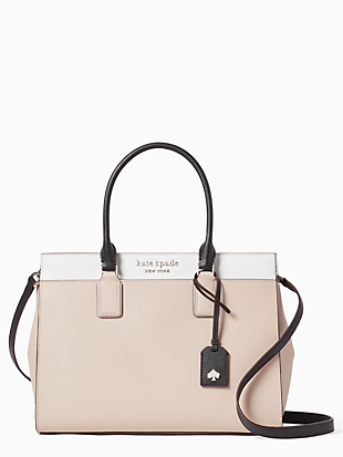 cameron large satchel by kate spade new york non-hover view
