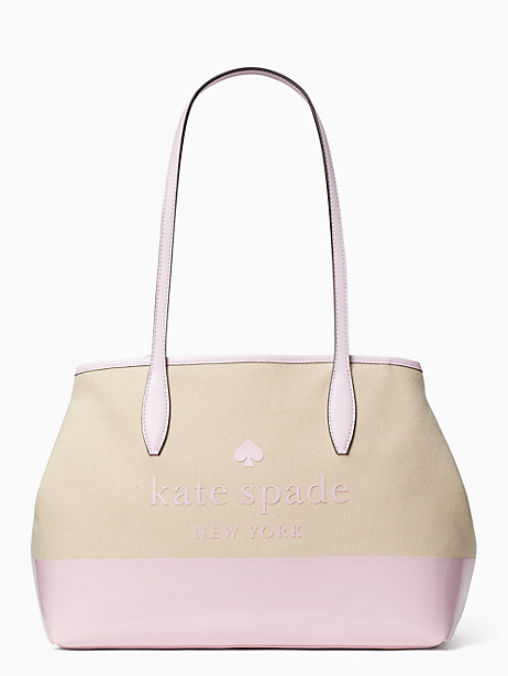 street tote small side snap by kate spade new york