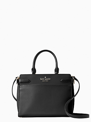 staci colorblock medium satchel by kate spade new york non-hover view