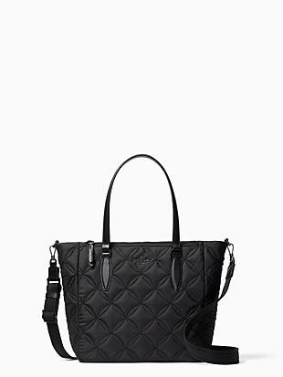 jae quilted medium satchel by kate spade new york non-hover view