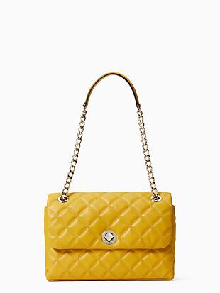 natalia medium flap shoulder by kate spade new york non-hover view