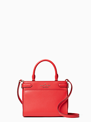staci small satchel by kate spade new york non-hover view