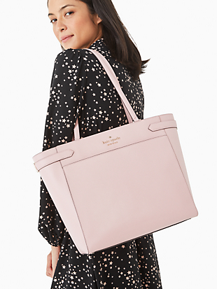 staci laptop tote by kate spade new york hover view