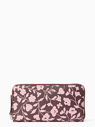 케이트 스페이드 Kate Spade laurel way garden vine neda,PINK MULTI