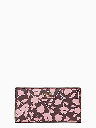 케이트 스페이드 Kate Spade laurel way garden vine stacy,PINK MULTI