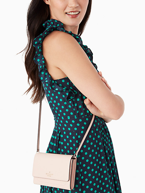 Kate Spade: Harlow Wallet on a String $59