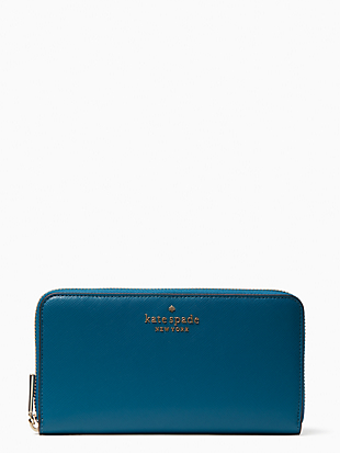 staci large continental wallet by kate spade new york non-hover view