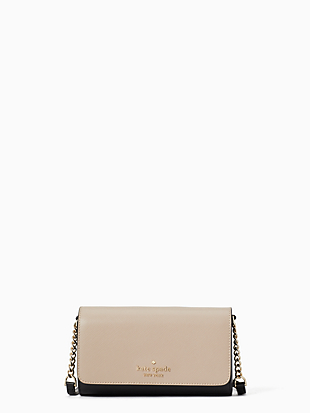 staci festive confetti small flap crossbody by kate spade new york non-hover view